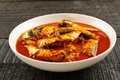 -A Bowl Of Delicious Sardine Curry Dish Royalty Free Stock Image - 78380116