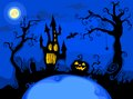 Halloween Background Royalty Free Stock Photography - 78394687
