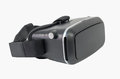 Closed Vr Glasses In Black Royalty Free Stock Images - 78433249