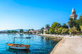 Town Kastela In Suburb Of Split, Croatia. Stock Images - 78438384