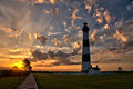 Lighthouse Dawn Stock Photo - 78438940