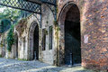 Old Brick Arches Royalty Free Stock Photos - 78457908