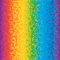 Colorful Bubbles Seamless Pattern. Royalty Free Stock Photography - 78462807