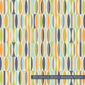 Seamless Retro Pattern In Mid Century Modern Style Royalty Free Stock Photography - 78487097