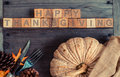 Happy Thanksgiving Day Stock Photography - 78501192