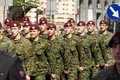 Canadian Army In Polish Armed Forces Day Stock Image - 78528871