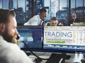 Stock Exchange Trading Forex Finance Graphic Concept Stock Photo - 78548960