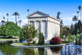 Hollywood Forever Cemetery - Garden Of Legends Royalty Free Stock Images - 78590689