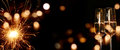 Sparkling New Year Background Royalty Free Stock Photos - 78615388