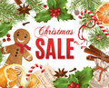 Christmas Sale Banner Stock Images - 78620574