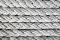 Old White Ropes Closeup Royalty Free Stock Images - 78629379