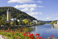 Water Tower In Bad Ems Royalty Free Stock Photography - 78656817