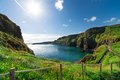 Beautiful Landscape Of Cliffs In Ireland, August 2016 Stock Images - 78667034