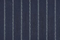 Close Up Of Pinstriped Fabric Texture Background. Stock Photography - 78667262