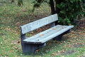 Park Bench Stock Photography - 78667912