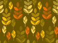 Autumn Leaves Vector Illustration Abstract. Stock Photography - 78689002