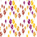 Autumn Leaves Vector Illustration Abstract. Royalty Free Stock Photos - 78689268