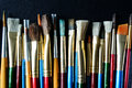 Paintbrushes Royalty Free Stock Images - 78740259