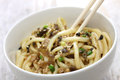 Dan Dan Noodles, Chinese Sichuan Cuisine Royalty Free Stock Photography - 78751127