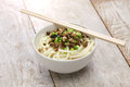 Dan Dan Noodles, Chinese Sichuan Cuisine Royalty Free Stock Photography - 78782987