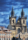 Church Of Our Lady Before Tyn, Prague Royalty Free Stock Photo - 78815295