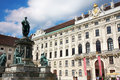 Vienna, Austria - August 17, 2012: Statue Of Francis II, Holy Ro Royalty Free Stock Photo - 78877225
