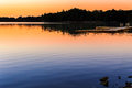 Spot Pond Sunset Royalty Free Stock Images - 78952279