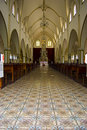 Inside The Church Stock Photography - 7904292