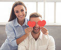 Beautiful Young Couple Royalty Free Stock Photography - 79015287