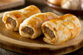 Sausage Rolls Royalty Free Stock Images - 79057419