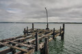 Old Pier In Cobh Royalty Free Stock Photos - 79113138