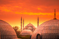 The Blue Mosque, Istanbul, Turkey. Stock Photos - 79115593