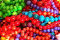 Mix Of Colorful Beads Royalty Free Stock Photography - 7921697