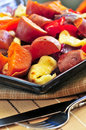 Roasted Sweet Potatoes Royalty Free Stock Images - 7923509