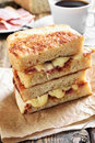 Grilled Cheese Sandwich Royalty Free Stock Photo - 79213855