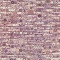 Abstract Modern Organic Purple And Brown Geometrical Background Royalty Free Stock Image - 79237206