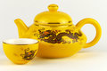 Decorative Chinese Teapot Stock Photo - 79243230