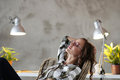 Woman In The Office Stock Photography - 79257792