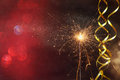 Abstract Image Of Sparkler. New Year And Celebration Concept Royalty Free Stock Images - 79300149