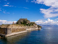 Corfu - Kerkyra Old Fortress Stock Image - 79379921