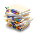 Stack Of Medical Files Royalty Free Stock Photo - 79380555