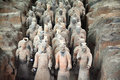 Terracotta Warriors In Xi An Stock Photos - 79482583