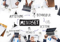 Mindset Belief Discipline Experience Knowledge Concept Royalty Free Stock Images - 79516549