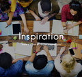 Inspiration Vision Aspirations Ability Creative Concept Stock Image - 79532721