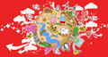 World Peace 01 Royalty Free Stock Images - 7964269