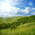 Bright Summers Day Stock Images - 7965394
