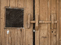 Old And Abandoned Wooden Gate Stock Photos - 79600603