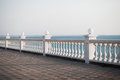 Balcony View On The Sea Royalty Free Stock Image - 79606916