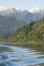 Inside Passage Of The Chilean Fjords Royalty Free Stock Photos - 79642138