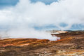 Gunnuhver Geothermal Area In Iceland Royalty Free Stock Image - 79686976